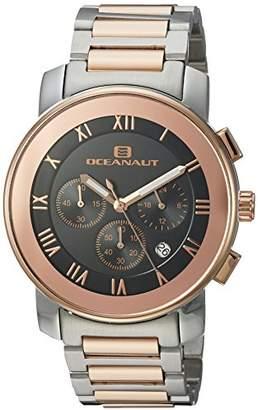 Oceanaut Men's 'Riviera' Quartz Stainless Steel Casual Watch