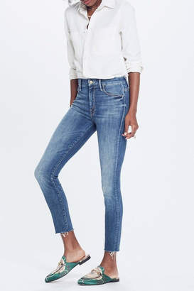 Mother High Wasted Looker Jeans
