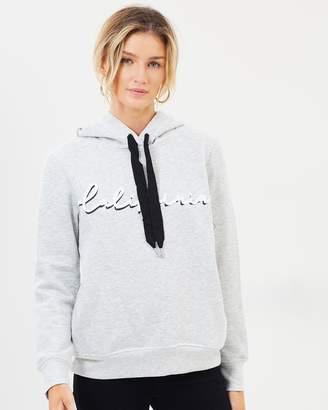 DECJUBA California Applique Sweater