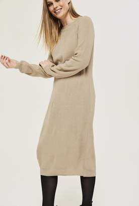 Long Tall Sally Turtle Neck Knitted Dress