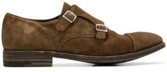 Premiata Double monk shoes