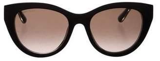 Jimmy Choo Chana Chain-Link Sunglasses