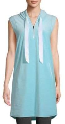 Supply & Demand Cher Hooded Tunic Dress