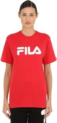 Fila Urban Pure Cotton Jersey T-Shirt