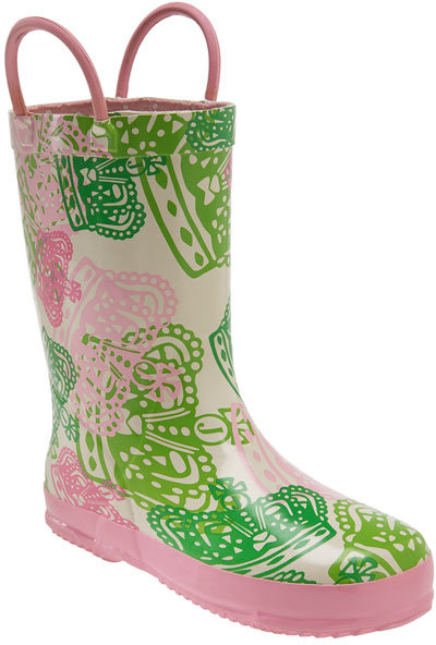 Juicy Couture 'Wink' Rain Boot (Toddler, Little Kid & Big Kid)