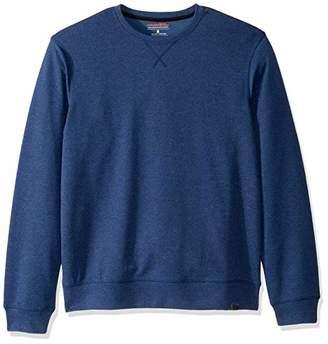 Hawke & Co Men's Motion Fit Crew Sweatshirt