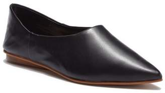 Vince Camuto Stanta Casual Leather Flat