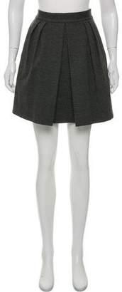 Stella McCartney Pleated Mini Skirt