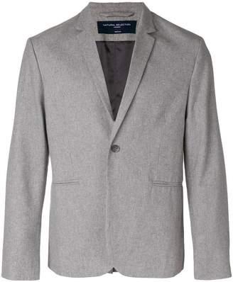 Natural Selection classic button blazer