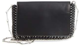 Paco Rabanne Mini Calfskin Shoulder Bag