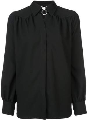 Altuzarra Tamar chocker-neck shirt