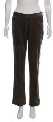 Ralph Lauren Mid-Rise Corduroy Pants