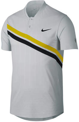 Nike Men's Court Advantage Zonal Cooling Dri-fit Tennis Polo