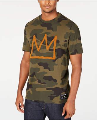 Sean John Men's Basquiat Graphic-Print T-Shirt