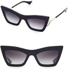 Dita Eyewear Erasur 53MM Cat-Eye Sunglasses