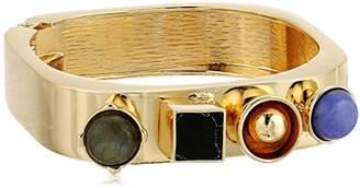 Danielle Nicole Itten Hinge Gold Bracelet