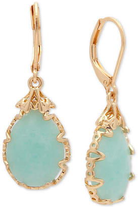 lonna & lilly Gold-Tone Imitation Pearl Drop Earrings
