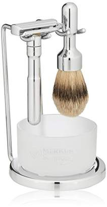 Merkur Futur 4-Piece Shaving Set