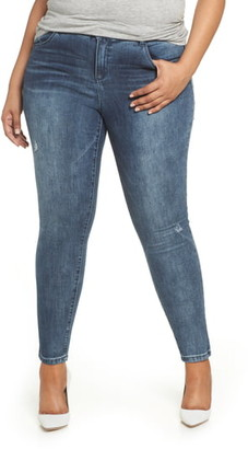 Wit & Wisdom 30/10 High Rise Ab-solution Skinny Fit Jeans