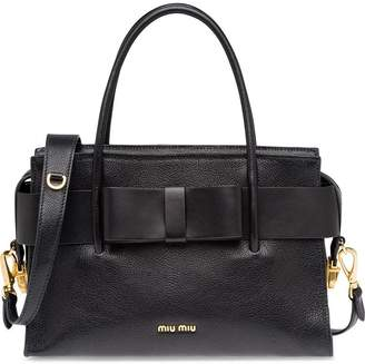 Miu Miu Madras top handle bag