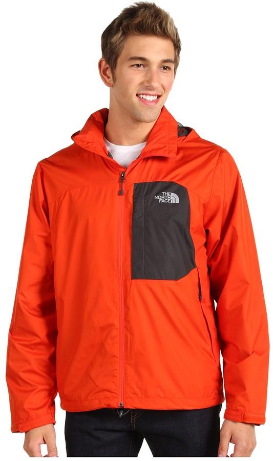 The North Face Geosphere Jacket (Zion Orange) - Apparel