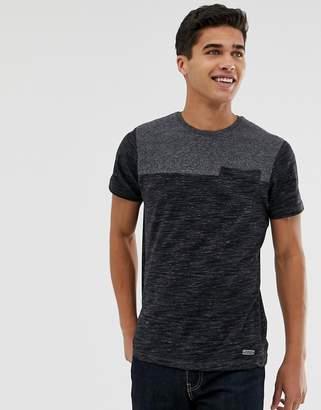 Brave Soul Space Dye Pocket T-Shirt