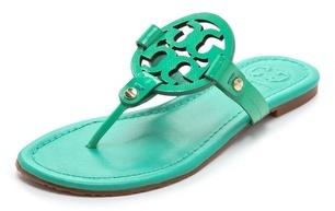 Tory Burch Miller Patent Sandals