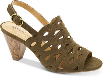 Style&Co. Style & Co Henleyy Slingback Sandals, Women Shoes