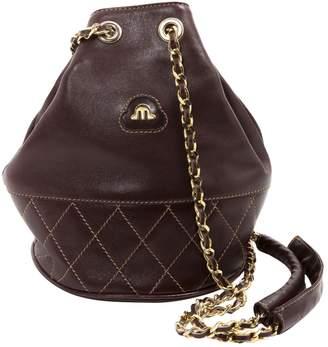Maurice Lacroix Leather Handbag