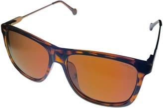 Converse Mens Soft Square Plastic Polarized Sunglass H040