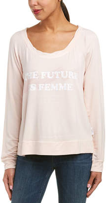 The Laundry Room Femme Stamp Cozy Top