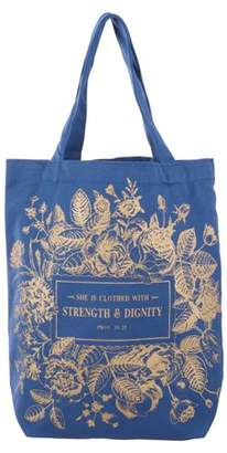 Christian Art Gifts Tote Strength & Dignity (Other)