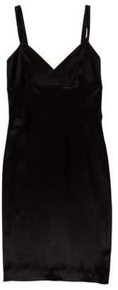Chloé Sleeveless Bodycon Dress