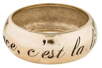 Chanel L'élégance, C'est La Ligne Bracelet