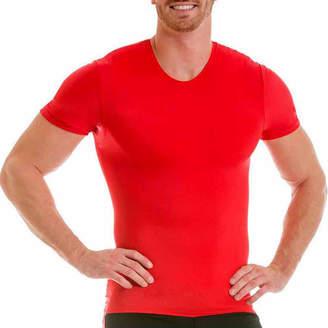 INSTA SLIM Insta Slim Men's Compression Crew Neck Shirt