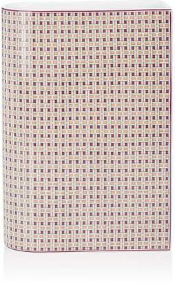 Hermes Tie-Set Princess H Large Porcelain Vase