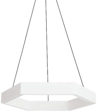 Design Within Reach Geometric Hex LED Pendant