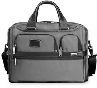 Tumi Alpha 2 Expandable Organizer Laptop Briefcase