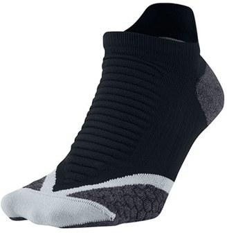 Men's Nike 'Elite' Cushioned No-Show Tab Running Socks $16 thestylecure.com