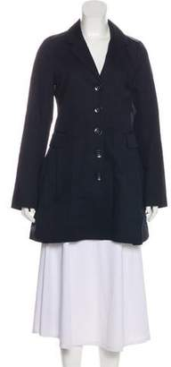 Marc by Marc Jacobs Woven Lightweight Coat w/ Tags
