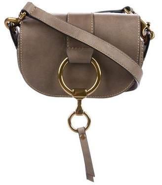 Frye Ilana Harness Mini Saddle Bag w/ Tags