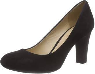 Geox Women's New Mariele Hi Dress Pump Black 41 M EU