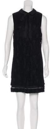 Karl Lagerfeld Lace Shift Dress