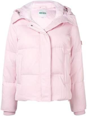 Kenzo oversized puffer jacket