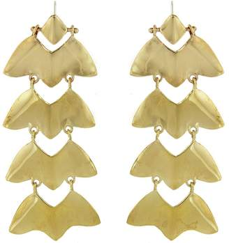 Ariana Boussard-Reifel Carnival Earrings - Brass