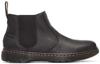 Dr. Martens Black Lyme Boots