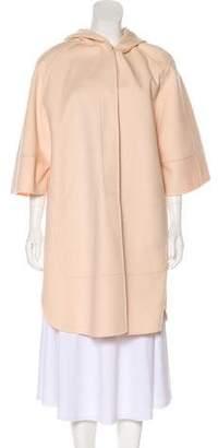 Derek Lam Wool Melton Coat