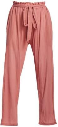 Eberjey Swim Summer Of Love Hudson Tie-Front Pants