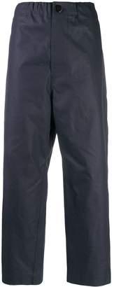 Sofie D'hoore elasticated waistband trousers