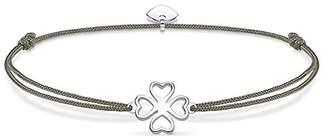 Thomas Sabo Glam & Soul Little Secret Cloverleaf Bracelet